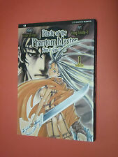 BLADE OF THE PHANTOM MASTER- N° 1- DI:SHIN ANGYO ONSHI- MANGA J POP - nuovo