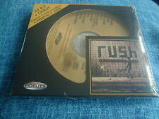 Audio Fidelity Rush - Roll The bones Gold CD low #667 FACTORY SEALED