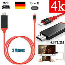 4K MHL Typ C zu HDMI AV TV Kabel Adapter für Samsung Note 10 9 8 S10 S9 S8 Plus