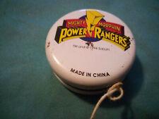 Vintage Saban's 1994 Mighty Morphin Power Rangers Yo-yo