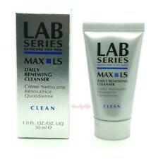 LAB Series Skincare for Men Max LS Daily Renewing Cleanser - Size 1 Oz. / 30mL