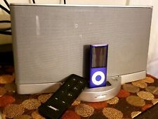 BOSE Speaker SoundDock Series II Docking Station with Original IPOD and Remote