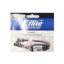E-flite 6 amp ESC: Mini Convergence EFLA9313