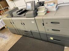 Ricoh Pro 8100s Black Ink Copier Commercial Printer Digital Press
