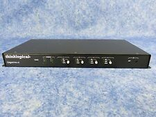 Thinklogical OriginKVM 41 Switch, DVI USB 4 IN x 1 OUT w Cables & Power Cord