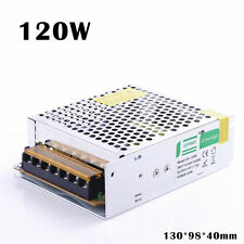 DC12V 10A 120W LED Driver Switching Power Supply Transformer for LED Strip