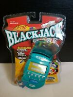 Radica Blackjack - Flip Top Electronic Handheld Pocket Game - Sealed - Free Ship