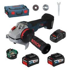 Bosch Power Tools Akku-winkelschleifer 18v-125 ISC 2x6 3 AH GWS