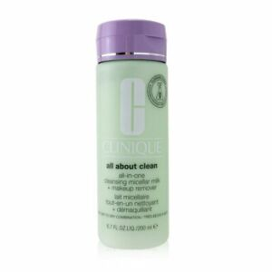Clinique All about Clean All-In-One - Very Dry to Dry Combination 200ml/6.7oz