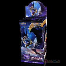 Booster Pokemon Soleil Lune MOON Collection Boite de 150 Cartes Display Coréen