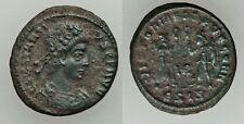 Ancient Rome Siscia ca AD 317 Constantine I, BIL follis