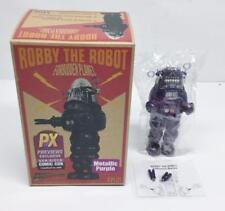 Robby the Robot SDCC Exclusive Metallic Purple Diecast Figure