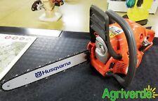 "Motosega Husqvarna 120 II barra 40 cm 14 "" - 38,2 cc (EX 236 II) Hobby"