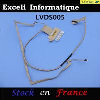 orig. para Lenovo G500 G505 G510 G500S G505S pantalla de PORTÁTIL LCD Cable fr