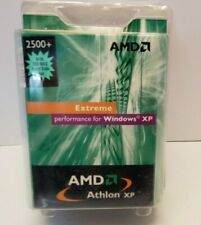 AMD Extreme Athlon XP 2500 333 MHZ Front Side Bus