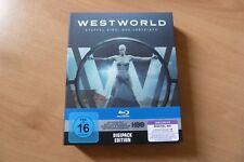 """WESTWORLD - Blu-Ray - Staffel 1 """"Das Labyrinth"""" - NEUwertig"""