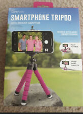 Coreaudio Smartphone Tripod With Mount Adapter-Pink