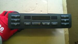 BMW E46 Heater A/C Climate control unit 64116902440