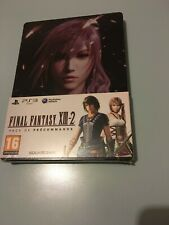 Final Fantasy 13 - 2 EDITION Pack De Précommande PLAYSTATION 3 PS3 Fr RARE Neuf