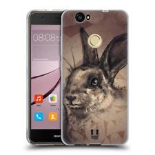 Nova Silicone/Gel/Rubber Mobile Phone Hybrid Cases