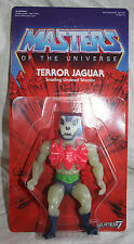 Terror Jaguar MOTU Three Terrors Masters of the Universe MOC glow in the dark