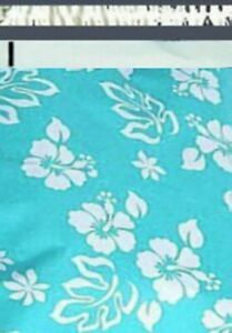 1-1000 10x13 ( Hawaiian Blue) Boutique Designer Poly Mailer Bag Fast Shipping