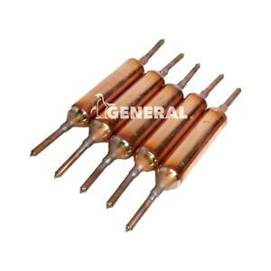 Copper Solder Filter Drier 25 grams w/Silica 5 pcs for AC & Refrigeration Linean