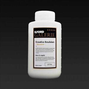 Ilford Galerie Creative Emulsion Blend B - Inkjet Coating Solution - 1L