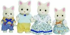 Sylvanian Families Silk Cat Family Sf4175