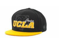 UCLA Bruins Top of the World Sublime NCAA College Strap Back Flat Bill Cap Hat