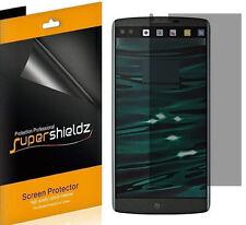 2X Supershieldz Privacy Anti-Spy Screen Protector Shield Saver For LG V10