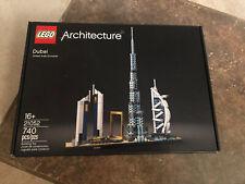 Lego Architecture Dubai | #21052 | 740 pcs