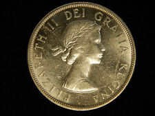 1960 Canada Silver Dollar - UNC