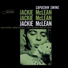 JACKIE McLEAN CAPUCHIN SWING REMASTERED CD NEW