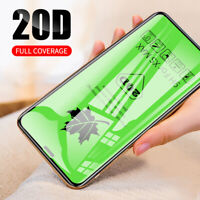 20D Screen Protector For iPhone X XS 11 Pro MAX XR 6 6S 7 8 Plus Tempered Glass