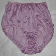 100% Nylon Panties Pink Size 8 Made In Jordan Cotton Crotch