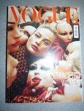 Magazine mode fashion VOGUE ITALIA #745 settembre 2012 Multifaces women S Meisel