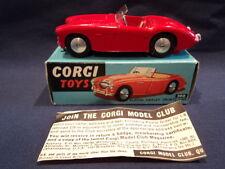 Corgi 1960's Austin Healey Sports Car No: 300 MINT Ex Shop Stock