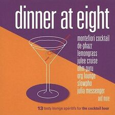 Various Artists : Dinner at Eight CD