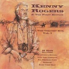 KENNY ROGERS FIRST EDITION - At Their Best - CD - **BRAND NEW/STILL SEALED**