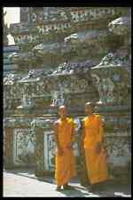 376095 Thailand Monk A4 Photo Print