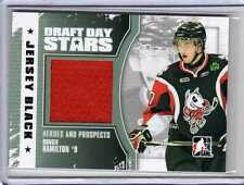 DOUGIE HAMILTON 10/11 ITG Draft Day Rookie Jersey /40 Boston Bruins