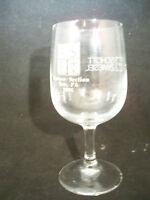 Schott Zwiesel wine glass A S E V Erie Pa. 1991 meeting