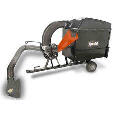 Agri-Fab Hard-Top Chip-N-Vac Tow-Behind Lawn Vacuum