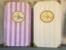 2 dolls Mrs. PFE Albee Barbie 1997 1998 1st & 2nd in Series, 1st Avon Sales Lady