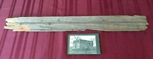 RARE MUDDY WATERS PIECE OF HIS CABIN AND PHOTO FROM 1979  BLUES MUSIC REAL