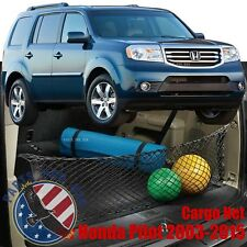 FOR HONDA PILOT 2003 - 2015 Envelope Style Rear Luggage Storage Trunk Cargo Net