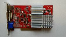 ATI Radeon 9200 128MB PCI Passive Cooling with large heatsink - no overheating