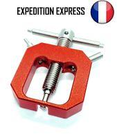 Extracteur de Roue ou Pignon Moteur axe 2-3-4  mm Modélisme Voiture Train O HO N