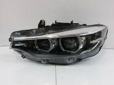 2018 2019 BMW 4 SERIES 428i 435i OEM LEFT LED STYLE HEADLIGHT WITHOUT AFS R1